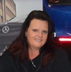 Mediengestalterin für Digital- und Printmedien, Fvon Folien Experte und Lackschutz Experte, Frau Jasmin Hoffmann.