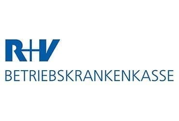 R+V Betriebskrankenkassen Logo