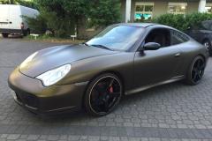 Porsche 996 Matt Bond Gold