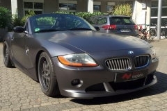 BMW Z 4 Satin Dark Grey