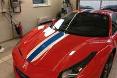 488 GTB Rot Streifen