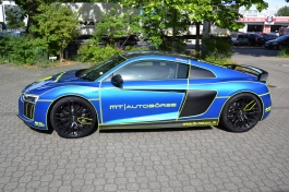 Audi R8 Lionsrun Thron Design3