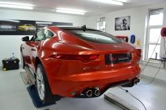 Jaguar F Type 3M G364 Gloss Fiery Orange