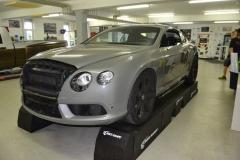 Bentley GT Matt Schwarz