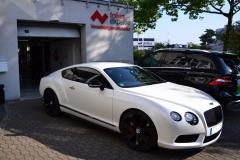 Bentley GT Matt Diamont White