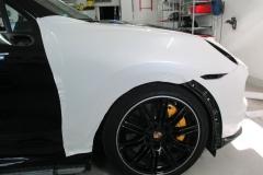 Porsche Cayenne Avery SWF White Pearl