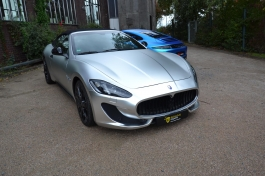 Maserati Grand Cabriolet MacTac FlexChrom Silver Matt4