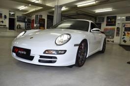 Porsche 991 Avery SWF Gloss White4