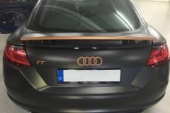 Audi TT Diamond Black