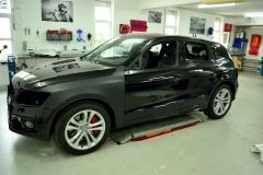 Audi SQ 5 Matt Schwarz
