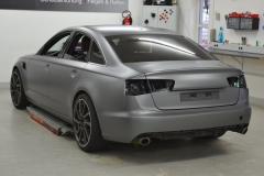 Audi A 6 Frozen Grey Matt