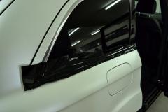 Audi Q 7 Matt Diamond White Oktoberfest Design