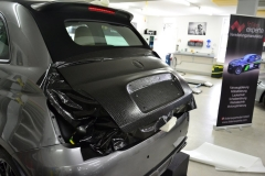 Fiat 500 Abath Leder