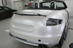 Audi TT Diamond White